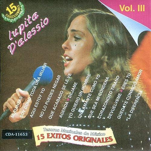 15 Exitos de Lupita Dalessio Volume III