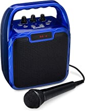 SoundBeast Pegasus Karaoke Machine & Portable PA Speaker System For Kids & Adults..
