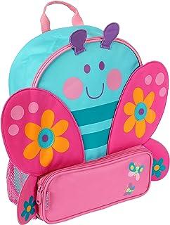 حقيبة ظهر ليتل سايدكيكس للبنات من ستيفن جوزيف، تصميم بومة، أزرق داكن