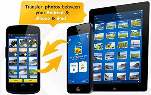 『Photo Transfer App』の4枚目の画像