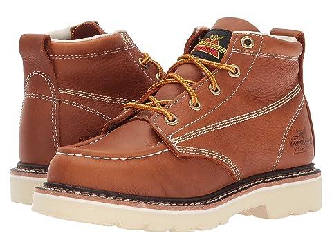 Jackson Moc Toe Boots (Little Kid) Thorogood lKiCTgw5p