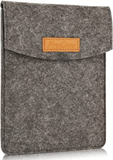 ProCase 6 Inch Sleeve Case Bag, Portable Felt Carrying Pouch Protective Cover for 5-6