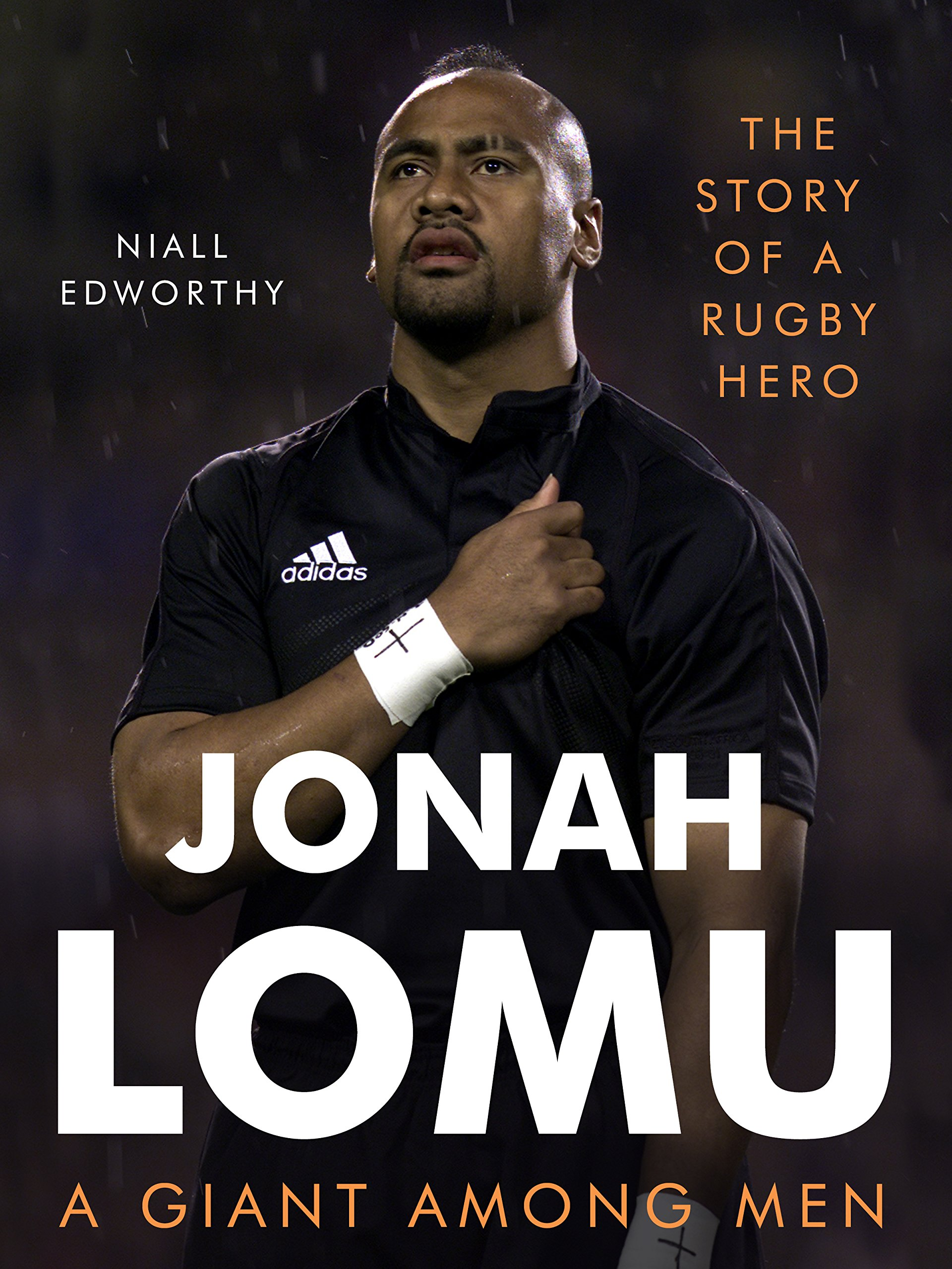Image OfJonah Lomu, A Giant Among Men: The Story Of A Rugby Hero (English Edition)