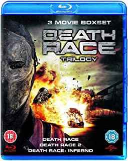 Death Race Trilogy 2008 Region Free