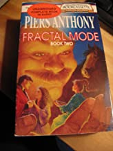 Fractal Mode Book Two: Piers Anthony (Unabridged Complete Book Audio Cassette (4 tapes, 11 hrs., 1992)