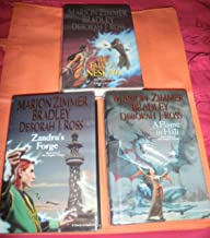 The Clingfire Trilogy: The Fall of Neskaya/ Zandru's Forge/ A Flame in Hali (A Novel of Darkover) 1-3