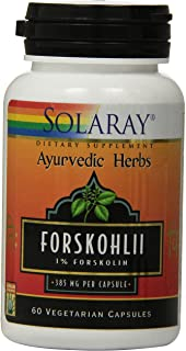 Forskohlii Root Extract - 385 mg - 60 capsules