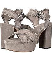 Kennel & Schmenger - Kenda Fringe Platform Sandal