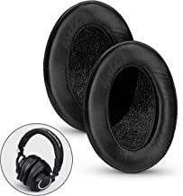 Brainwavz Sheepskin Leather Angled Memory Foam Earpad - Suitable for Large Over The Ear Headphones - AKG, HifiMan, ATH, Philips, Fostex