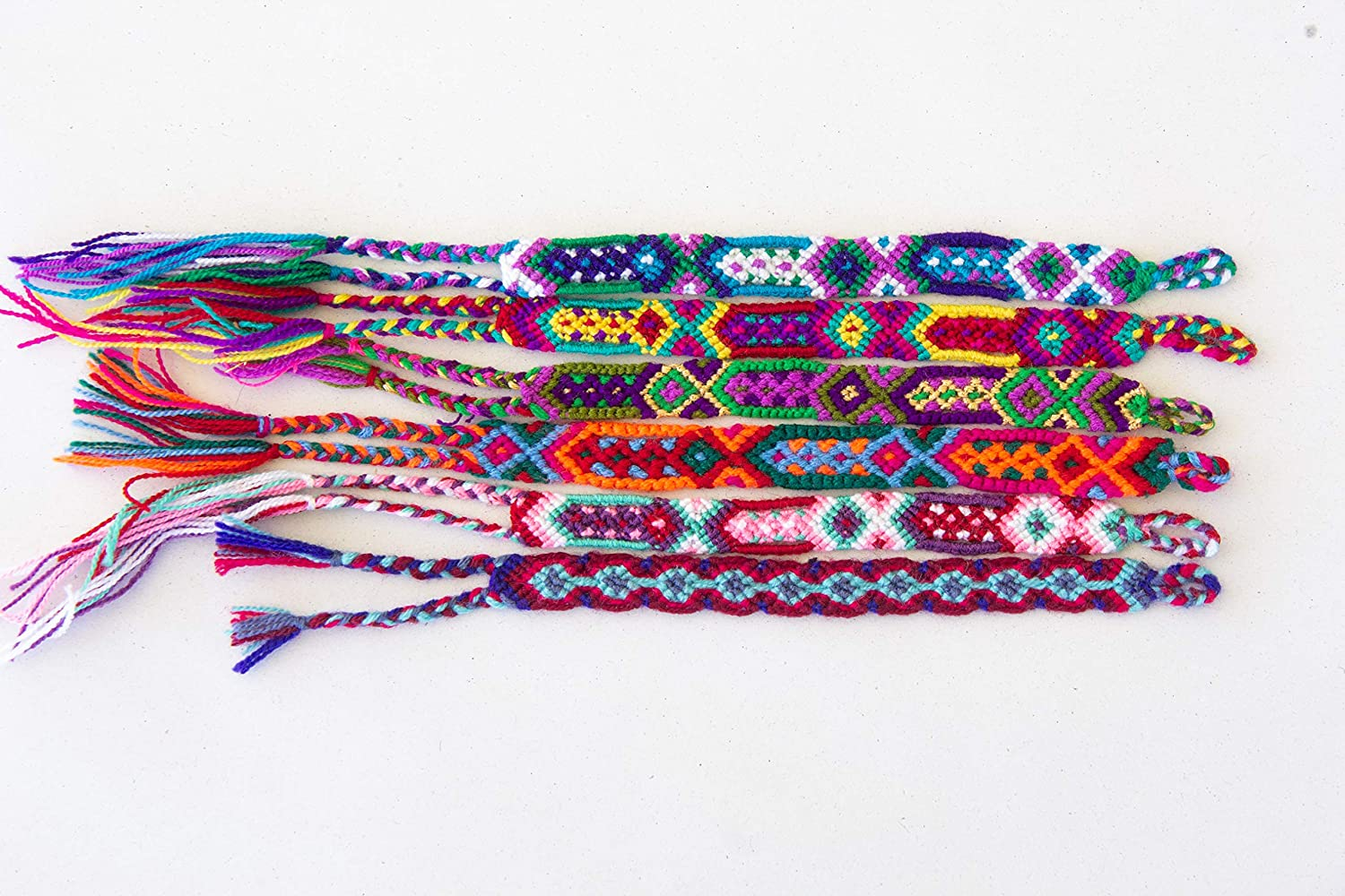 Azuleho - Mexican Friendship NEW before selling Braided an Bracelet Girls for Kids Max 71% OFF