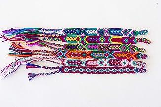 Mexican Bracelet Handwoven CDM STYLE Friendship Bracelet Woven Bracelet