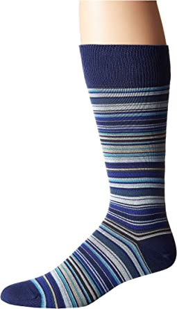 Multistripe Socks