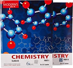 Modern ABC Chemistry for Class 11 (Part I & II) (2019-20 Session) (Old Edition)