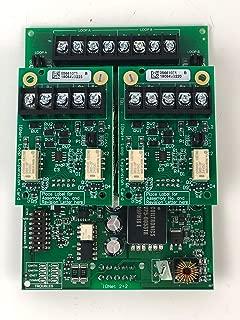 Simplex 4100-3110 IDnet2+2 250 Point 4 Loop Module Circuit Board 07431441