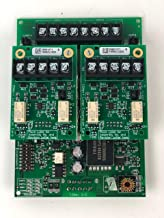 Simplex 4100-3110 IDnet2+2 250 Point 4 Loop Module Circuit Board 07431441