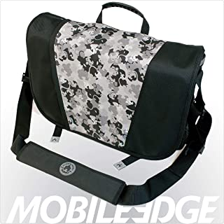 Sumo Laptop Sumo Messenger Bag- 16-Inch PC/17-Inch Mac (Black Camo)