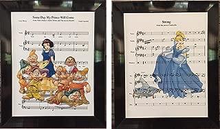 Best custom sheet music wall art Reviews