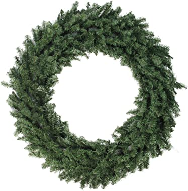 Northlight Canadian Pine Artificial Christmas Wreath - 48-Inch, Unlit
