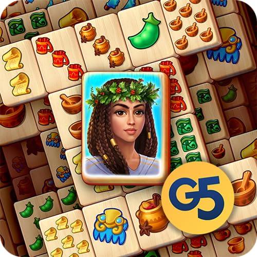 Pyramid of Mahjong, un jeu de construction et dassociation de tuiles