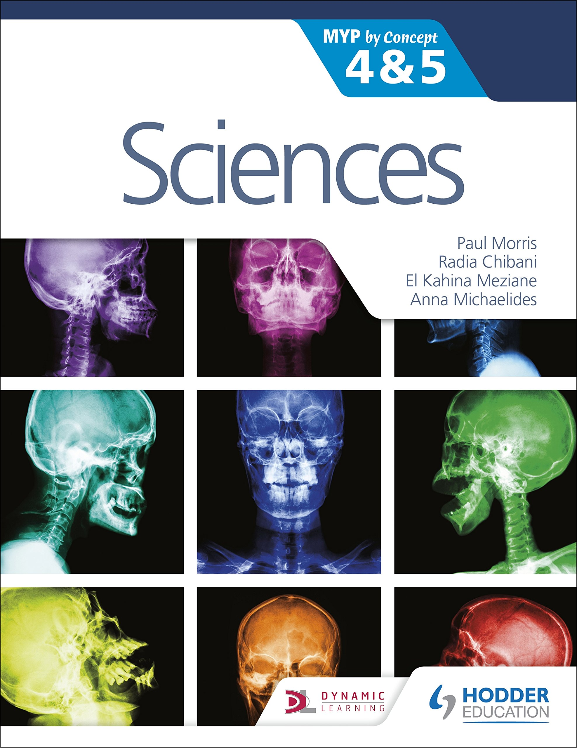 Sciences for the IB MYP 4&5: By Concept