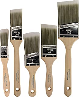 Pro Grade – Paint Brushes – 5 Ea – Paint Brush Set