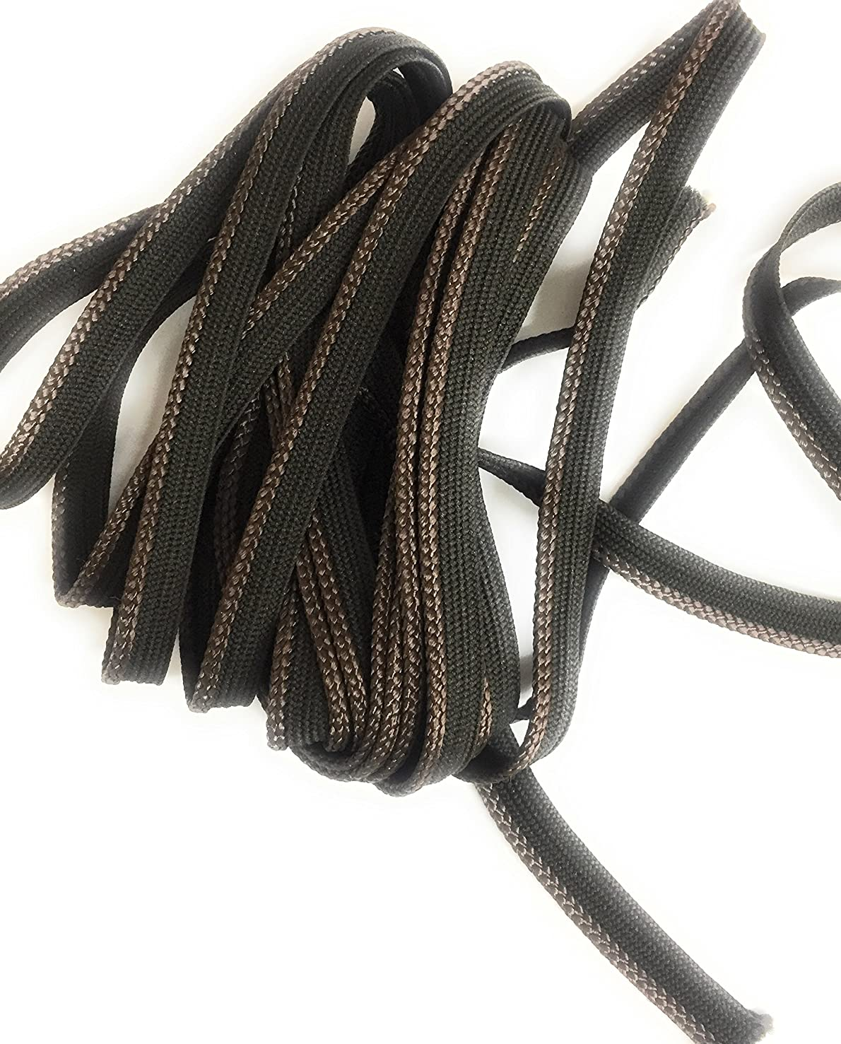 Brown Piping , Cord Edge Trim , LIP Cord for Clothing Pillows, Lamps, Draperies 5 Yards Pi-110