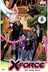X-Force #20 (X-Force (2019-)) Kindle Edition