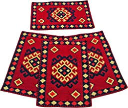 Marrakech American Southwestern Design Placemats Set Of 4 13x19 inches