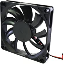Maker Girl USA DC Case Fan Brushless 80mm x 80mm x 15mm 24V Quiet Output 8015