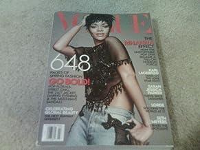 Vogue Magazine March 2014 - Rihanna on Cover - Sarah Jessica Parker, Lorde, Seth Meyers, Karl Lagerfeld