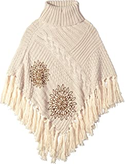 Desigual Women's Knitted Poncho