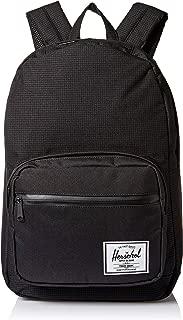 Herschel Pop Quiz Backpack, Dark Grid/Black, One Size