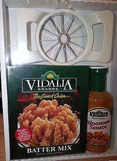 Vidalia Onion Bloom Cutter ~ Batter Mix ~ Blossom Sauce Kit