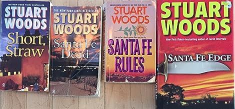 Stuart Woods Ed Eagle Series Set of 4 Books
