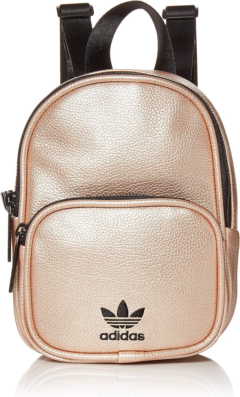 adidas Originals Women's Mini PU Bla Backpack Rose wholesale Leather Gold favorite