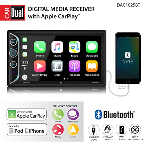 Apple Play Car Stereo: Amazon com