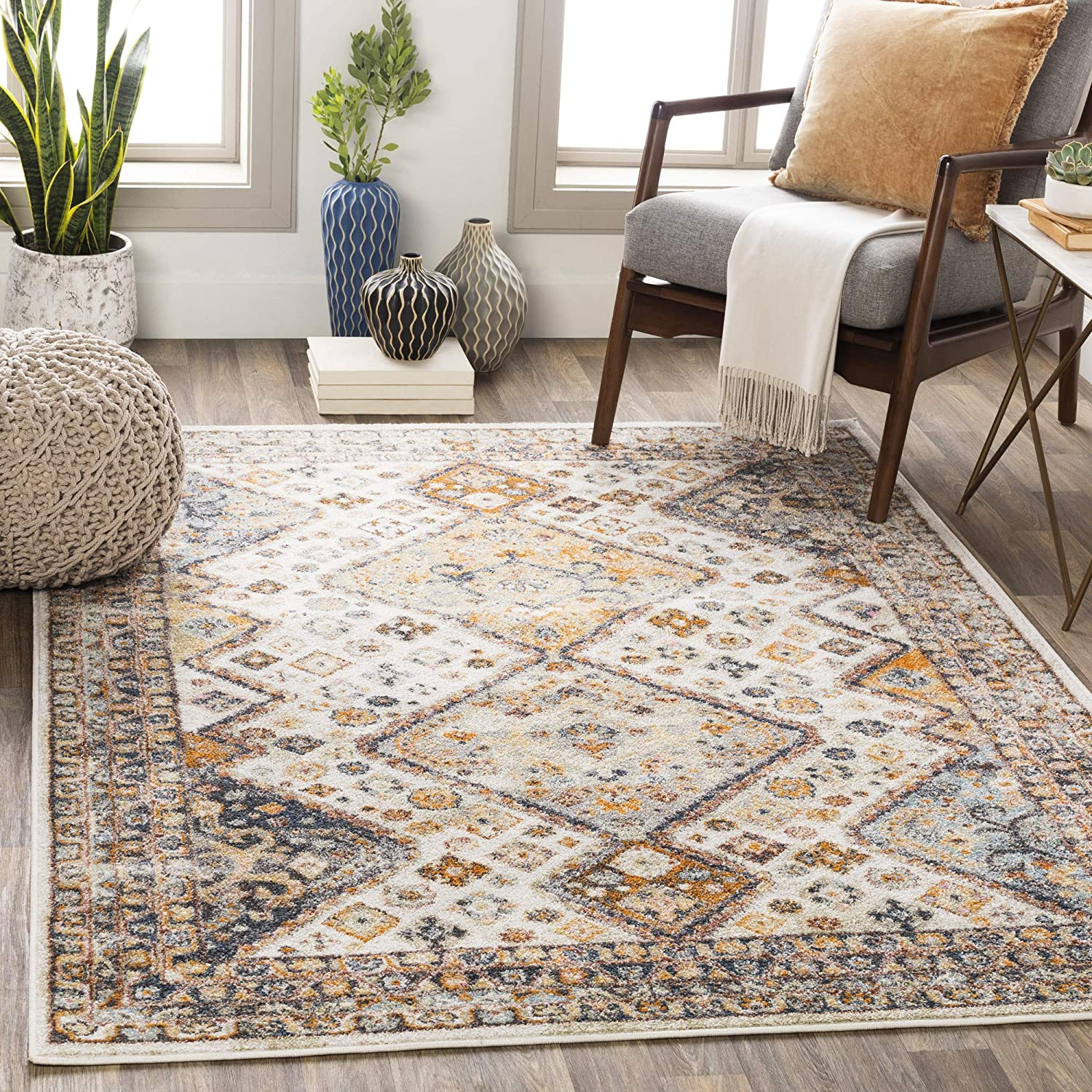 Artistic Weavers Low Max 47% OFF price Freigh Beige Area Rug 10'3