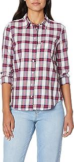 Levi's Kadın Gömlek, Kırmızı, S (Üretici ölçüsü: S)