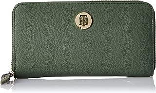 Tommy Hilfiger Women's Wallet (Bottle Green)