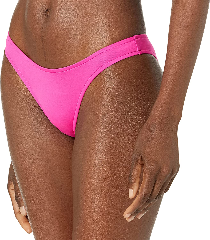Seafolly Women's Active High Max 48% OFF Cut Max 69% OFF Swimsuit Bikini Pant Bottom