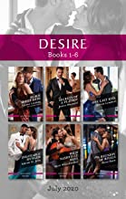 Desire Box Set 1-6 July 2020/Black Sheep Heir/Secrets of a Playboy/One Last Kiss/Insatiable Hunger/Wild Nashville Ways/A R...