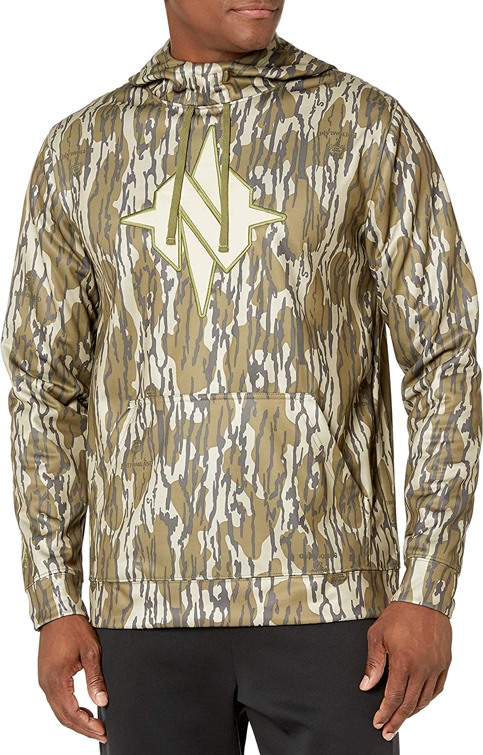 Nomad Men's Southbounder Camo All stores are sold overseas Water-Resistant Hoodie Scen with