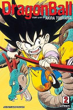 Dragon Ball (VIZBIG Edition), Vol. 2: Strongest Under the Heavens (2)