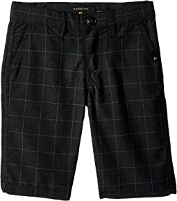 Quiksilver Kids Regeneration Chino Shorts (Big Kids)