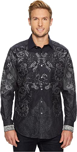 Robert Graham The Cooley Limited Edition Long Sleeve Woven Shirt
