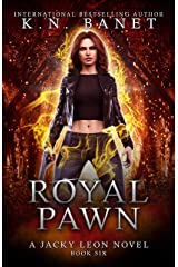 Royal Pawn (Jacky Leon Book 6) Kindle Edition