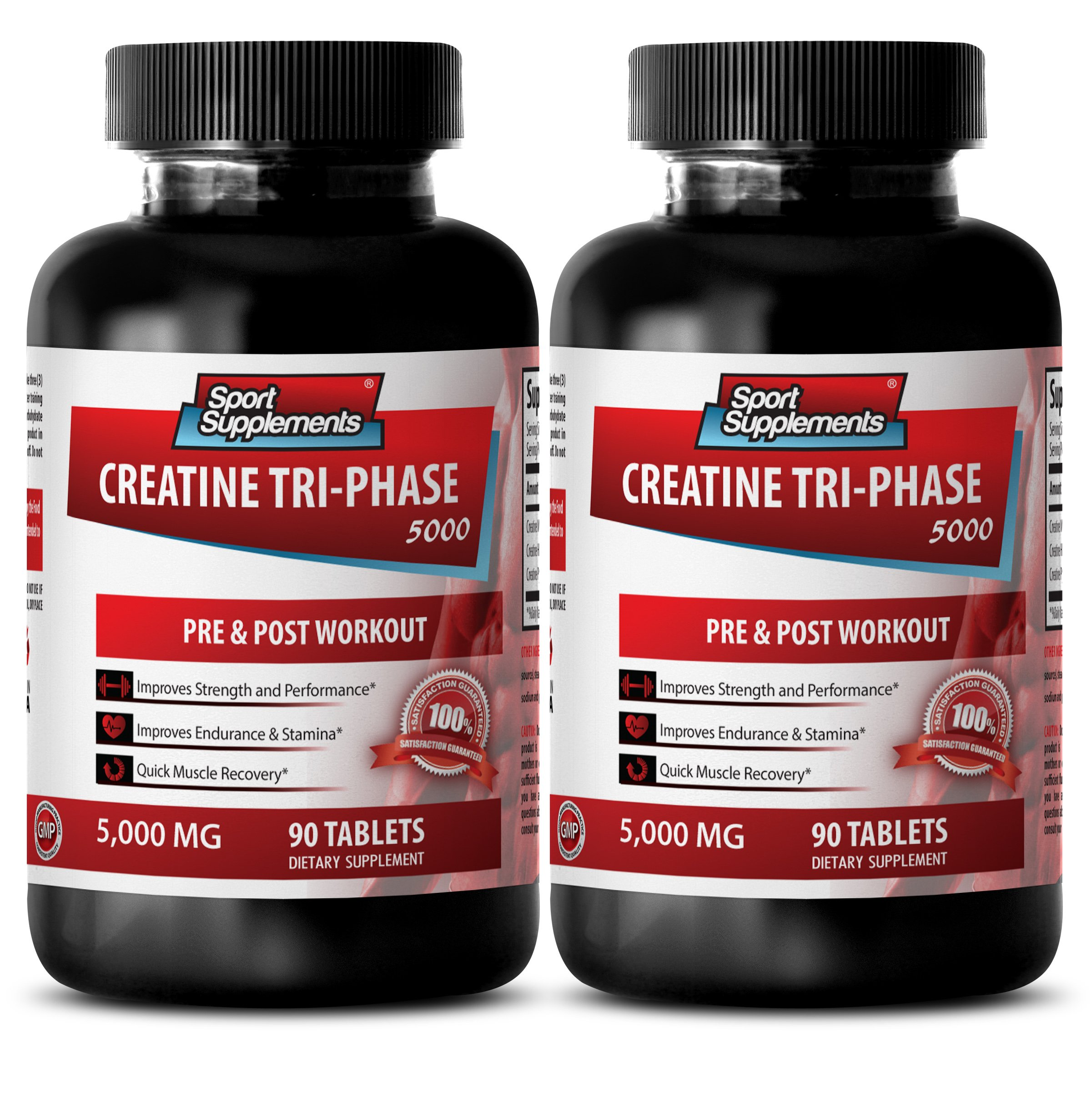 Creatine ethyl ester capsules Increases