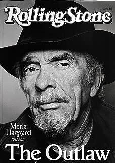 Merle Haggard l Axl Rose l Roger Stone & Donald Trump l John Cena - Rolling Stone