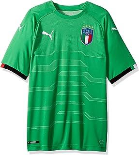 PUMA Men's FIGC Italia Goalkeeper Shirt Replica