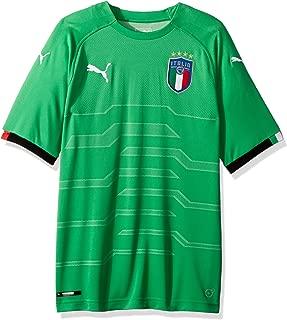 Men's FIGC Italia Goalkeeper Shirt Replica